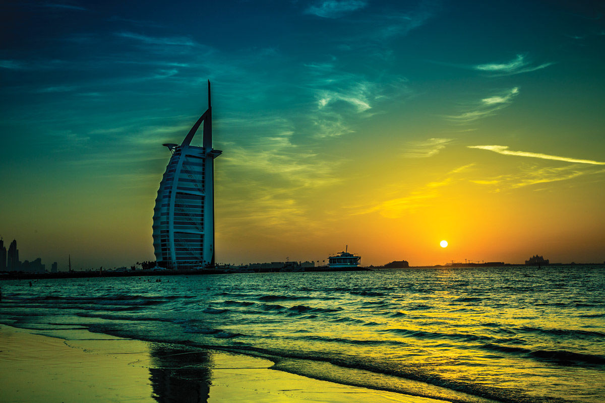 You Must See Burj Al Arab Jumeirah Beach If You Happen To