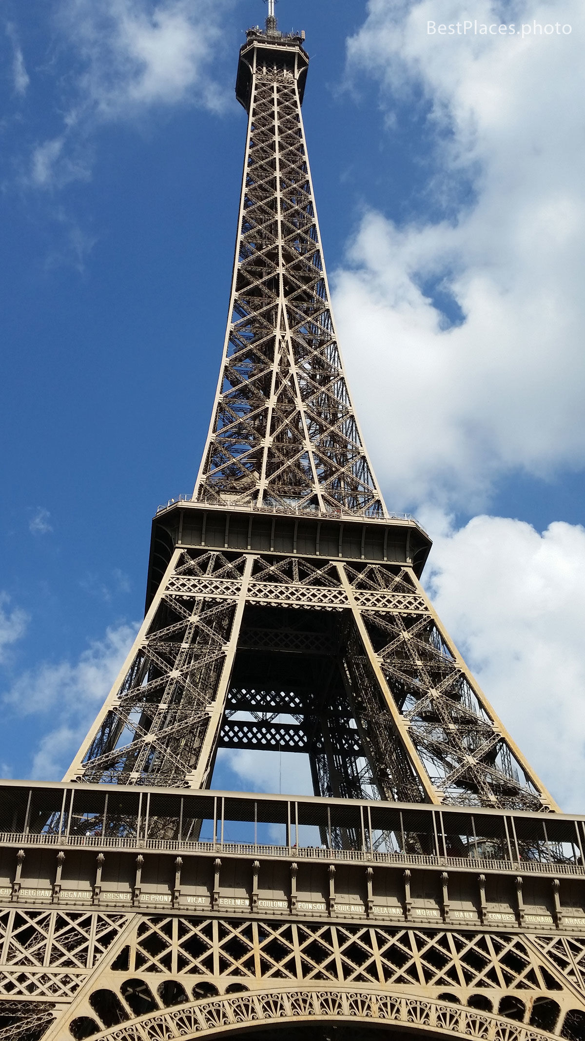 You must see eiffel tower up close if you happen to visit for Places to stay in paris near eiffel tower