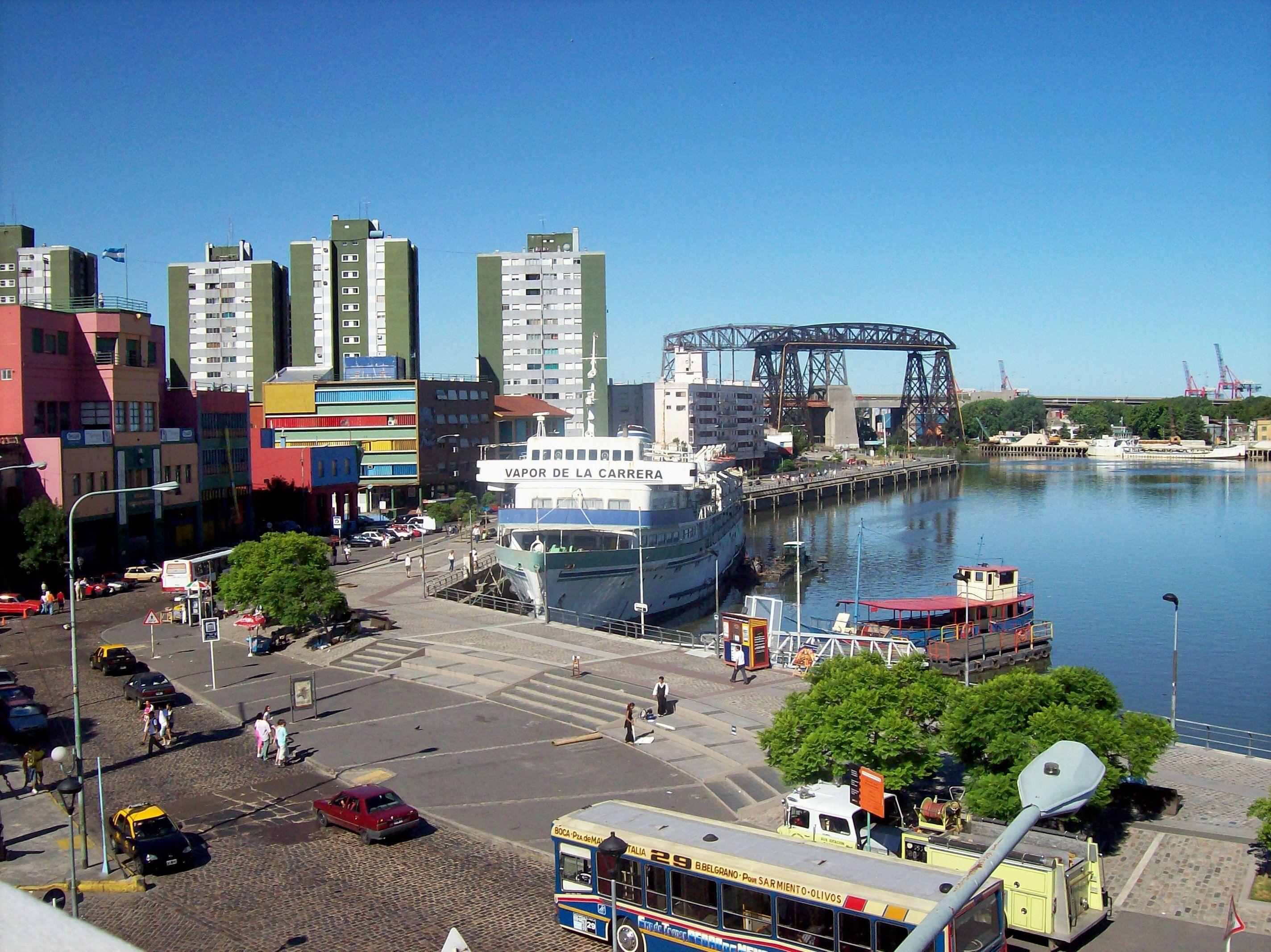 You must see Port La Boca if you happen to visit La Boca in Buenos ... ca6d7a47b6121