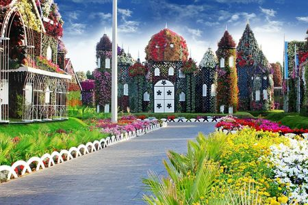 Miracle Garden Houses
