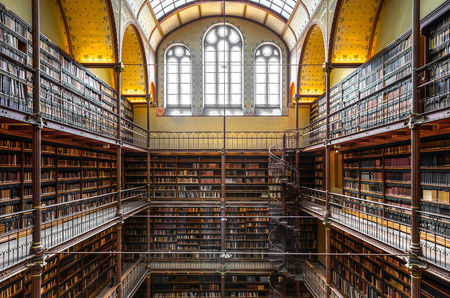 Library of Rijksmuseum